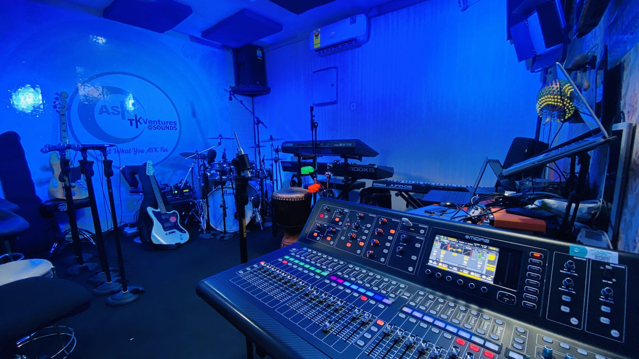ASK-TK Studio