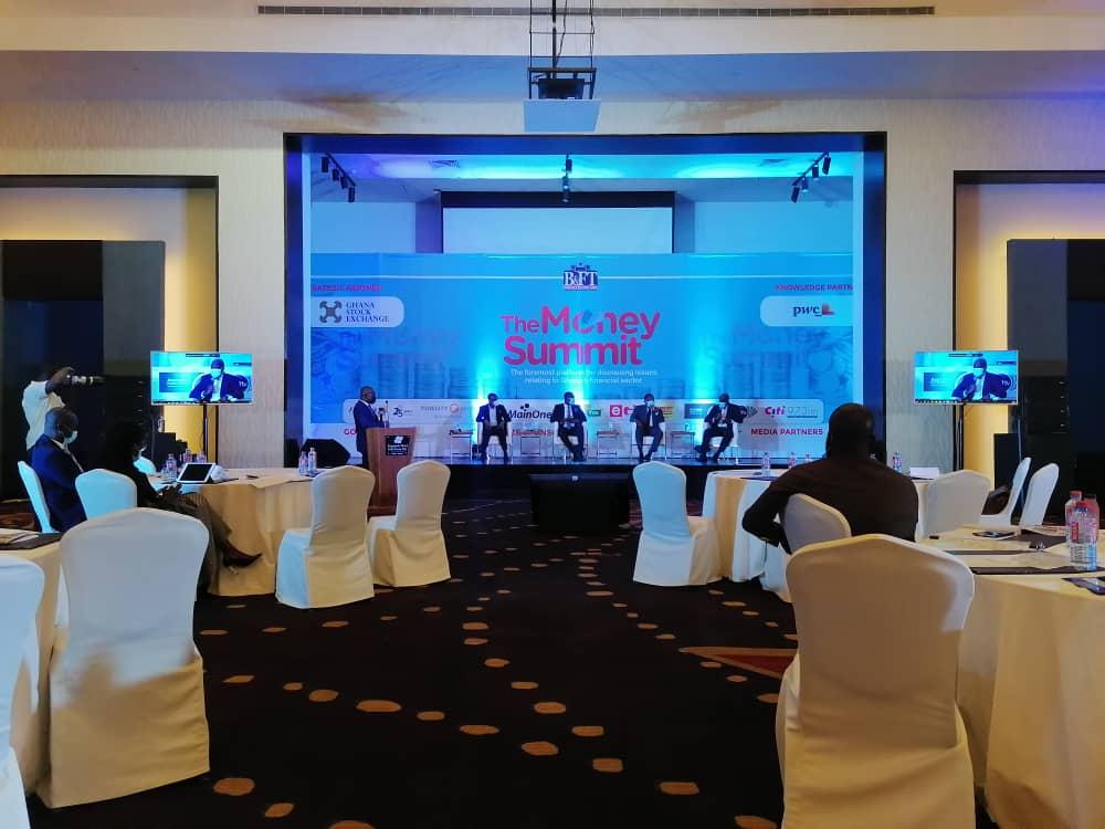 The Money Summit - Kempinski Accra